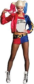 Deluxe Harley Quinn Women's Costume + $5 Gift Card