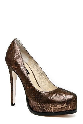 Chinese Laundry Women's Wink Pump,Bronze,8 M US