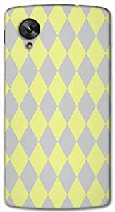 Timpax protective Armor Hard Bumper Back Case Cover. Multicolor printed on 3 Dimensional case with latest & finest graphic design art. Compatible with Google Nexus-5 Design No : TDZ-22246