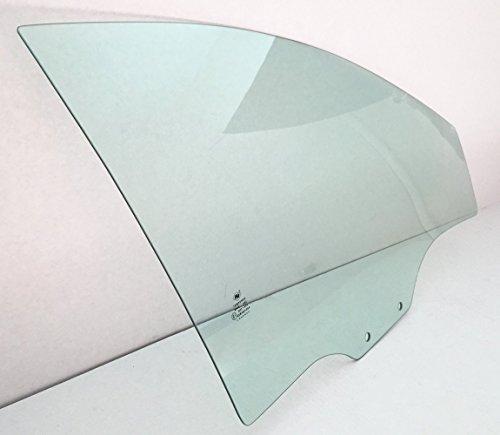 2010-2013 Mazda 3 4 Door Sedan Passenger Side Right Front Door Window Glass