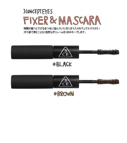 3 CONCEPT EYES FIXER & MASCARA