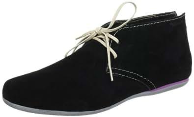 Tamaris-TREND 1-1-25206-20, Damen Desert Boots, Schwarz (BLACK 001), EU 36