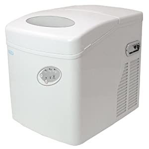 ... .com: NewAir AI200w Portable Countertop Ice Maker: Kitchen & Dining