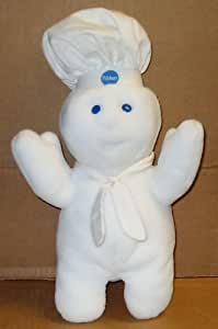 "Pillsbury 16"" Laughing Doughboy Plush"