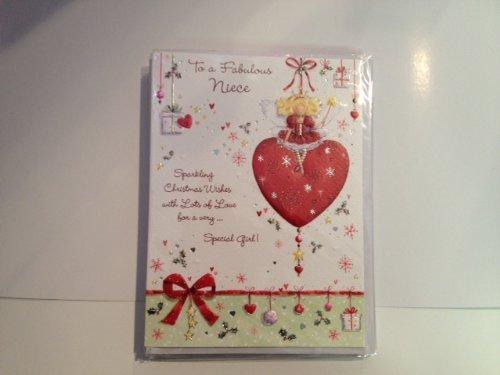 Special Niece Christmas Card