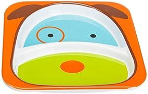 Skip Hop Zoo Mealtime Plate - Dog - 252151