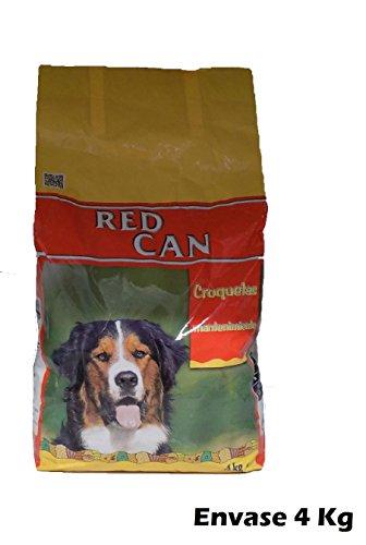 Sacco di mangime 4 KG di cibo per cani rete CAN manutenzione