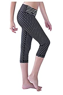 WITH Women's Capris Rhombus