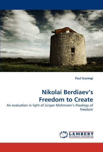 Nikolai Berdiaev's Freedom to Create