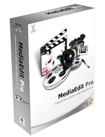 MediaEdit Pro (Mac)