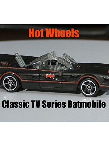 2016 Hot Wheels Classic TV Series Batmobile