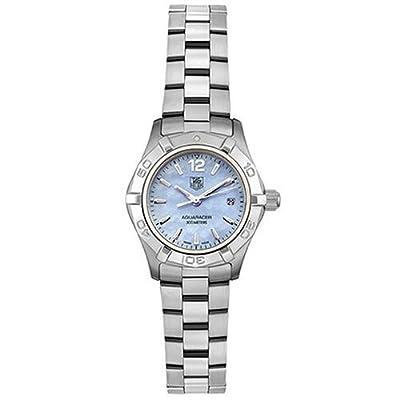 TAG Heuer Women's WAF1417.BA0812 2000 Aquaracer Watch
