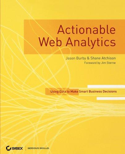Actionable Web Analytics