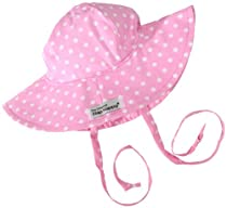 Mud Pie Pink Velvet Knitted Bow Novelty Infant and Toddler Hats