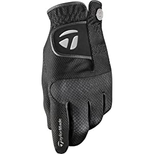 TaylorMade Mens Stratus Wet Weather Golf Gloves 1 Pair by TaylorMade