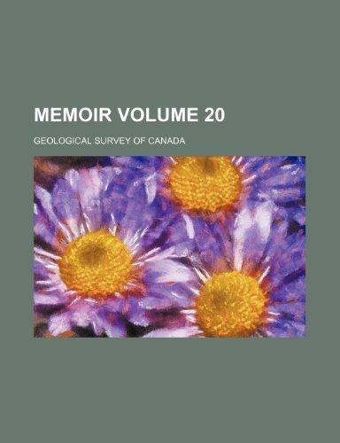 Memoir Volume 20
