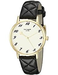 美亚:kate spade 1YRU0788 凯特丝蓓女士时尚石英手表 原价$195,现价$149.93!