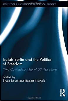 isaiah berlins two concepts of liberty essay Essay- by irfan iftekhar isaiah berlin two concepts of liberty according to berlin, the two notions of positive and negative freedom or liberty, (2) are the answers to two different sets of questions negative liberty is connected to the response of the question 'what is the area within which the .