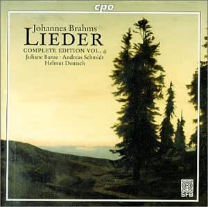 Brahms: Lieder (Complete Edition), Vol. 4