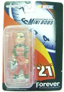 Ricky Rudd NASCAR #21 Forever Collectibles Mini Bobble Head by Unknown
