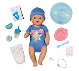 Toy - Zapf Creation 819203 - Baby born interactive Boy Puppe