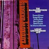 echange, troc Allman Brothers Band - Live At Ludlow Garage 1970(2cds)