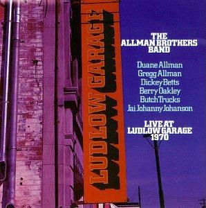 Live at Ludlow Garage: 1970 artwork