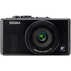 Sigma DP2 14MP FOVEON CMOS Sensor Digital Camera with 2.5 Inch TFT LCD