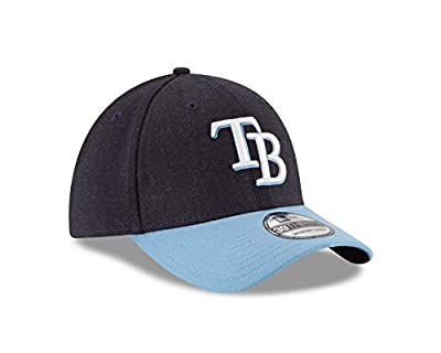 MLB Tampa Bay Rays Change Up Classic 39Thirty Stretch Fit Cap