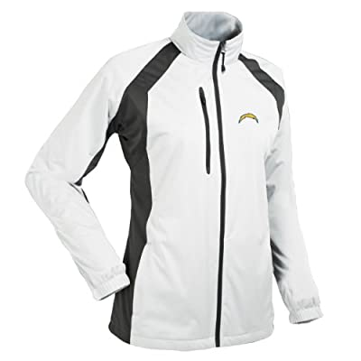 NFL Women's San Diego Chargers Rendition Desert Dry Jacket