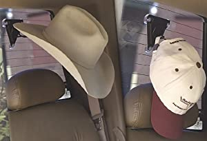 Back Seat Hat Racks