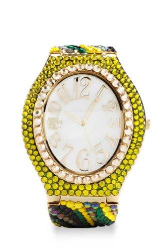 Jimmy Crystal New York Women's Carnival Watch (Jimmy Crystal New York compare prices)