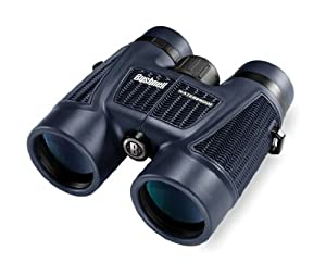 Bushnell H20 Roof Prism - Prismáticos (10x, 42 mm)