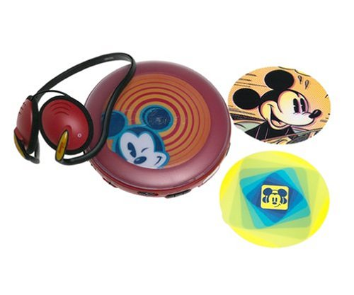 Disney Classic Personal Cd Player