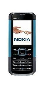 Nokia 5000 neon blue (Dualband, 1,3 MP, Radio, MP3-Player, Bluetooth) Handy