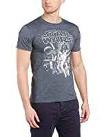 CID Men's Star Wars-A New Hope One Sheet Short Sleeve T-Shirt