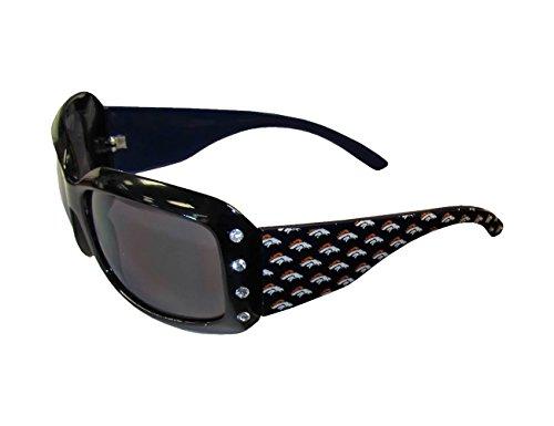 NFL Denver Broncos Women's Designer Sunglasses (Nfl Sun Shade Denver compare prices)