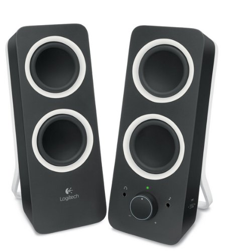 speakers under 20. if you are looking for a well-in-the-budget multimedia speakers, which can connect to more than one device at time, then the 20 watts logitech z200 speakers under t
