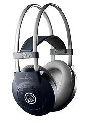 AKG Pro Audio K77 Channel Studio Headphones