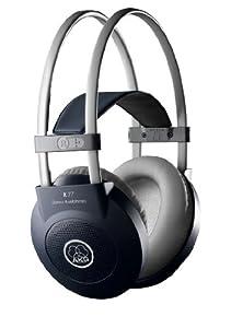 Amazon.com: AKG Pro Audio K77 Channel Studio Headphones