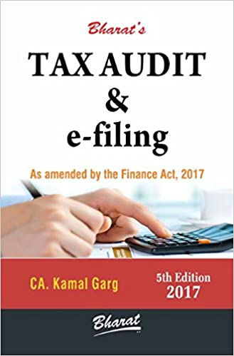TAX AUDIT and e-FILING - Book