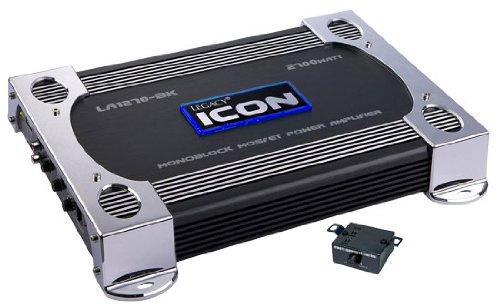 Legacy La1270Bk 2700 Watt Mono-Block Class-D Amplifier (Black)