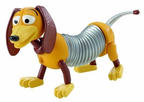 Toy Story Slinky Dog Figure by Mattel TOY (English Manual)