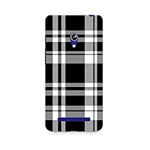 Ebby Checksy Premium Printed Case For Asus Zenfone 5