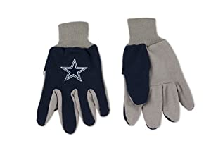 Dallas Cowboys Two-Tone Gloves