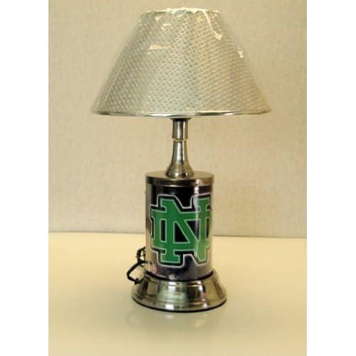 Desk Light Amazon: Amazon.com : Notre Dame Desk Lamp : Sports Fan Desk Lamps