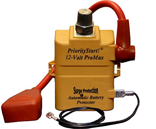 Priority Start 12-Volt-Pro-SP PriorityStart Automatic Battery Protector (Car Battery Protector compare prices)