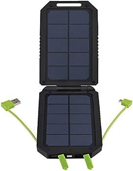 Cobra 6000mAh Solar USB Charger
