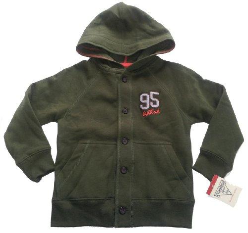 oshkosh-elegante-cardigan-sudadera-con-capucha-chaqueta-chaqueta-verde-oliva-naranja-talla-98-104-us