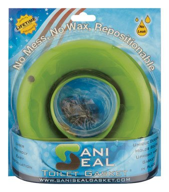 Sani Seal Llc BL01 Waxless Toilet Gasket (Sani Seal Gasket compare prices)